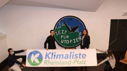 Klimaliste Is a German Political Party Founded By Youth Climate Activists