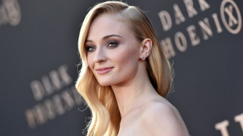 Sophie Turner's Hair Appears Darker Than Ever in New Instagram Picture