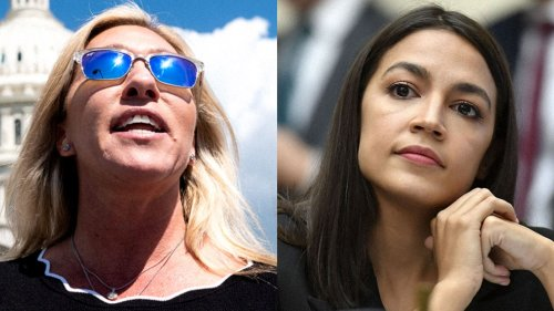 Marjorie Taylor Greene Berates AOC in Latest Attack on Democratic Colleagues