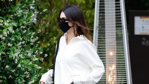 Kendall Jenner Just Wore $55 Sneakers