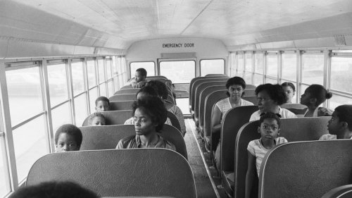 School Integration Was Accelerated by Supreme Court Ruling on Busing