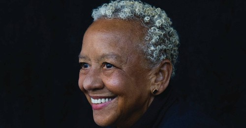 Poet Nikki Giovanni: There Are No More Party Lines, But We Still Need to Listen
