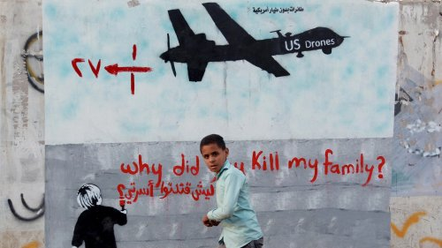 """""""Precision"""" Weapons Are Part of the Ugly, Ongoing Story of the War on Terror"""
