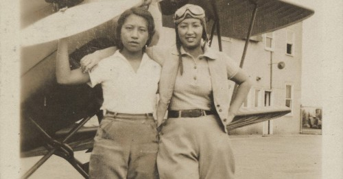 Women Airforce Service Pilots Aided American War Efforts With Help From These Women of Color