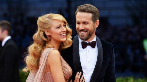 Ryan Reynolds Just Announced a Break From Acting and Blake Lively's Response Was Priceless