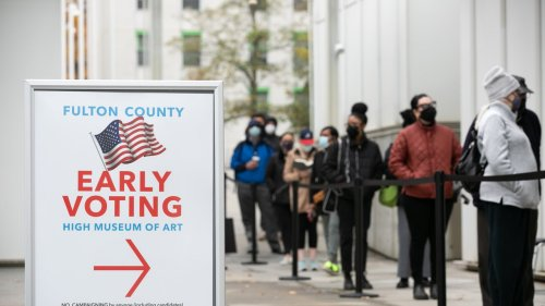 Georgia Voting Law Criminalizes the Work of Activists Like Me