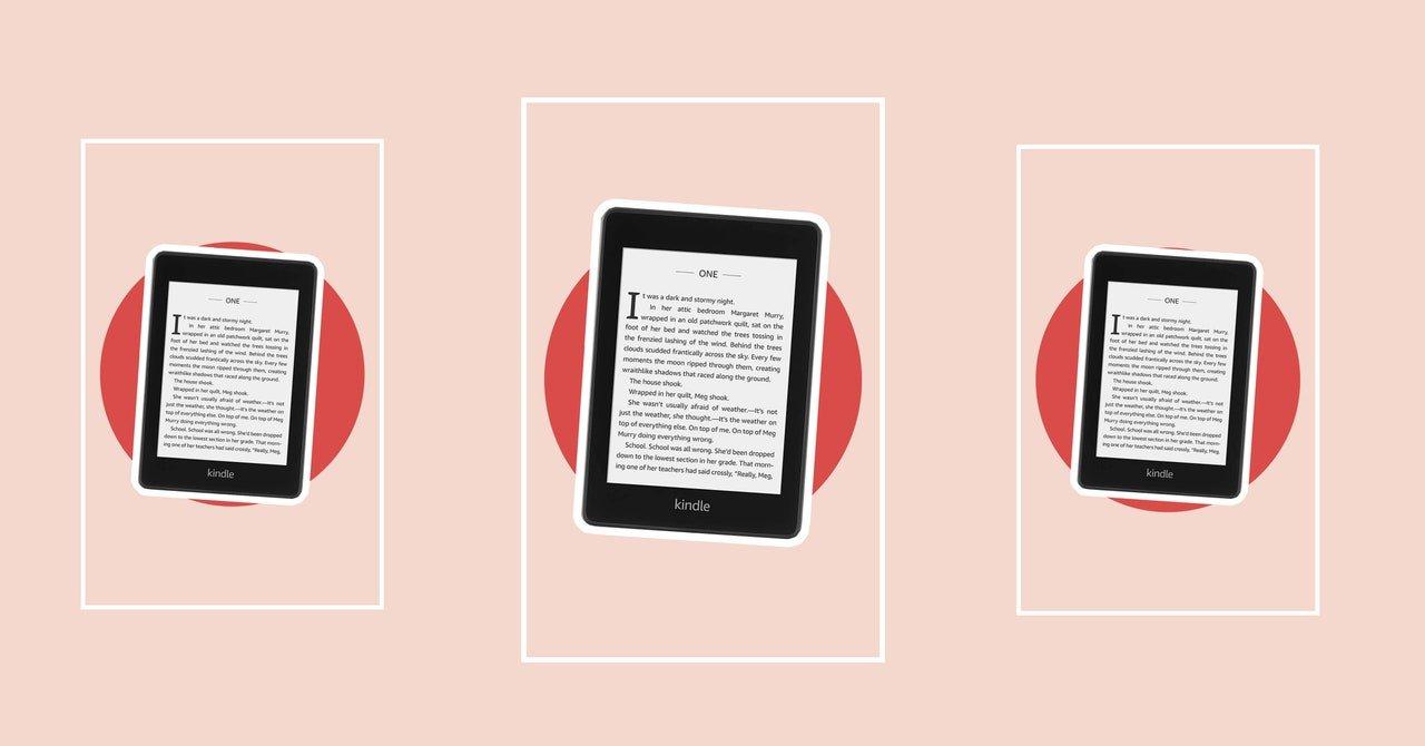 Amazon Kindle Paperwhite E-Reader Review 2021
