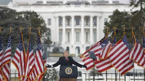 Democrats Demand Trump's Removal by 25th Amendment or Impeachment