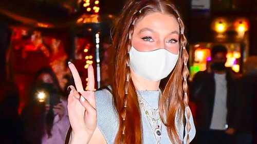 Gigi Hadid on Being Mixed Race and Raising Her Daughter