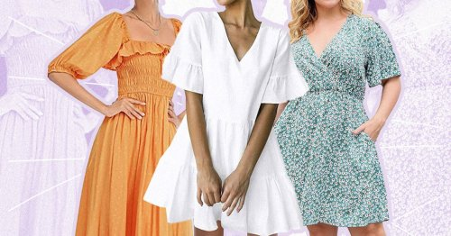 20 Best Dresses on Amazon That Are Actually Worth It