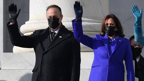 Kamala Harris's Inauguration Outfit Is Christopher John Rogers
