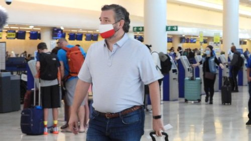 These Ted Cruz Cancún Trip Memes Are Perfect for a Short Flight