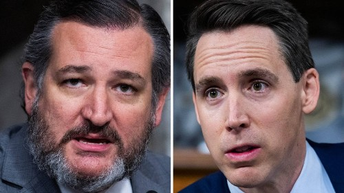 Will Republicans Like Ted Cruz and Josh Hawley Face Consequences after the Capitol Attack?