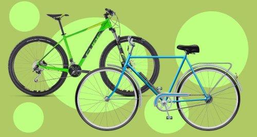 Лучшие велосипеды