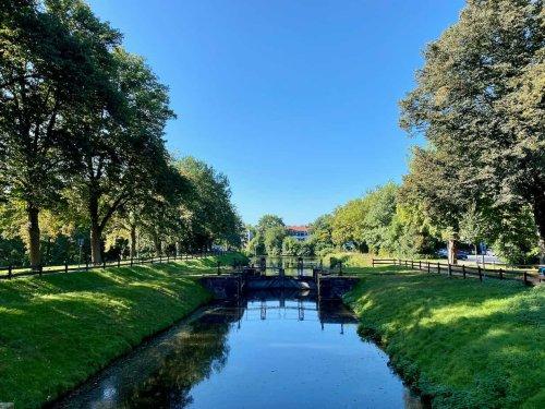 Nordhorn in 2 Tagen: Sehenswürdigkeiten in der Wasser und Fahrradstadt