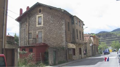 Los técnicos municipales determinarán el futuro de la última casa minera del Gallarta Antiguo