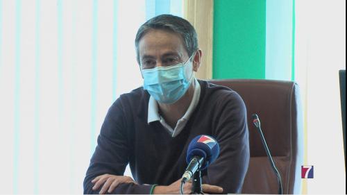 El hasta ahora alcalde de Muskiz gestionará el plan de choque de la Margen Izquierda