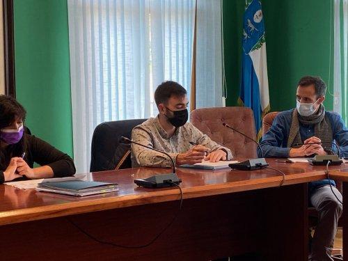Urtzi Alea, nuevo concejal de Educación, Juventud y Fiestas en Muskiz