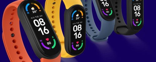 Xiaomi Mi Band 6 è su Amazon Italia: ecco dove