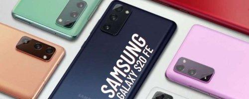 Galaxy S20 FE: ADDIO al processore Exynos 990