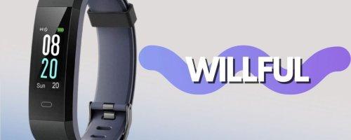 Willful: il fitness tracker definitivo con doppio sconto