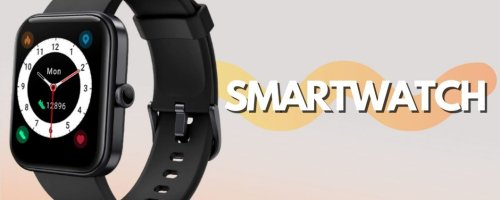 Smartwatch da urlo: in offerta a soli 35€ con coupon
