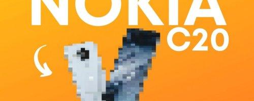 Nokia C20: ecco come sarà il feature phone di HMD