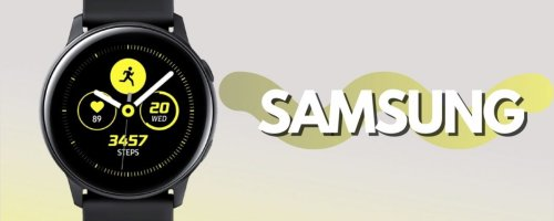 Samsung Galaxy Watch Active a prezzo BOMBA (-100€)