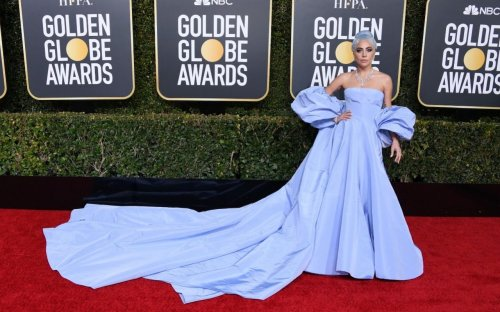 The most glamorous Golden Globes looks of all time, from Grace Kelly to Lady Gaga and Angelina Jolie