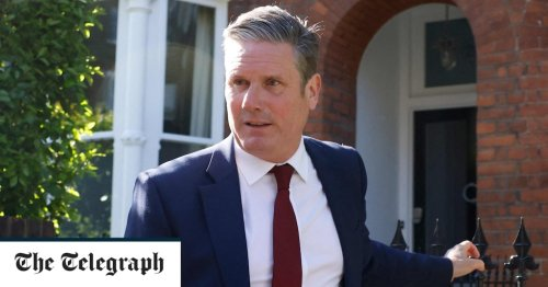 Sir Keir Starmer faces onslaught from both sides of Labour after Hartlepool defeat