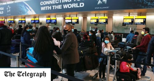 BA tests check-in app to help beat airport Covid clusters