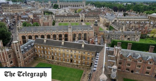 What are the pros and cons of making an open application to Oxford or Cambridge?