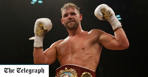 Billy Joe Saunders vs Saul 'Canelo' Alvarez fight latest: Possible date, venue and more with confirmation close