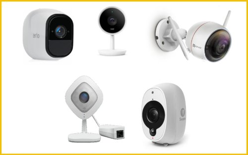 The best home security cameras to keep your home safe both inside and out