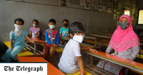 The class of Covid: India's year-long closure of schools takes its toll on children's education