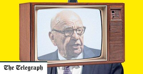 Rupert Murdoch celebrates his 90th birthday with TV comeback bid