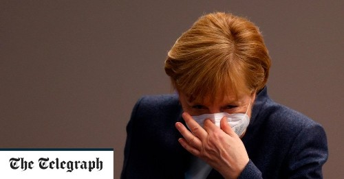 Merkel focuses on pandemic legacy as her party considers whether to break with her