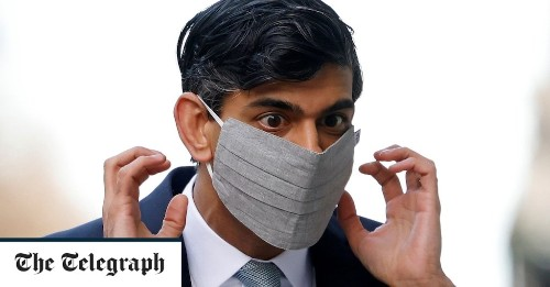 Rishi Sunak is a lone voice for fiscal sanity in a Tory party full of spendthrifts