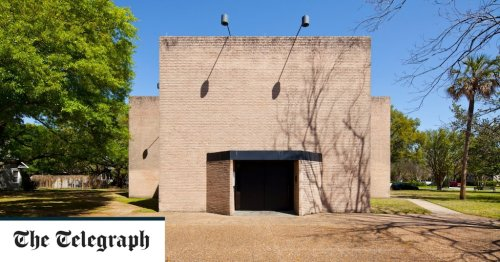 Why 100,000 art-lovers per year trek to the Rothko Chapel, the world's most 'challenging' art venue