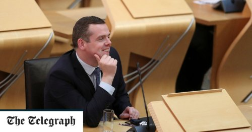 Douglas Ross has furious row with SNP MP over 'inept' chairing of Commons committee