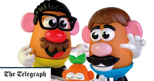 This absurd row over Mr Potato Head proves we're perilously close to losing the plot