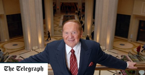 Sheldon Adelson, Las Vegas tycoon who became Donald Trump's biggest donor – obituary