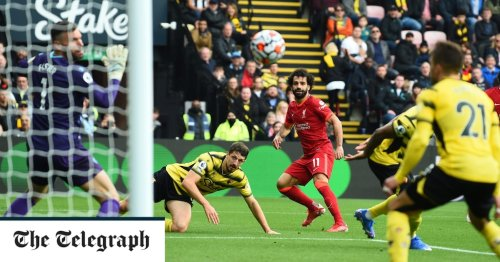 Mohamed Salah produces another genius moment as Liverpool put five past Watford