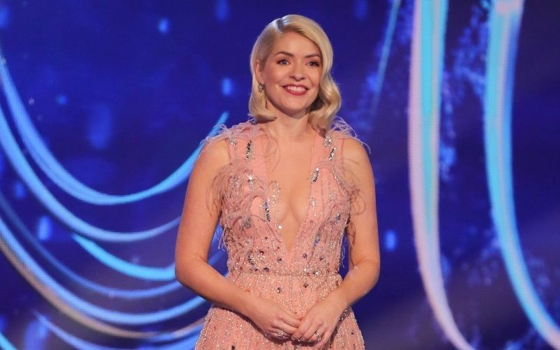In defence of Holly Willoughby's 'totally inappropriate' Dancing on Ice dress