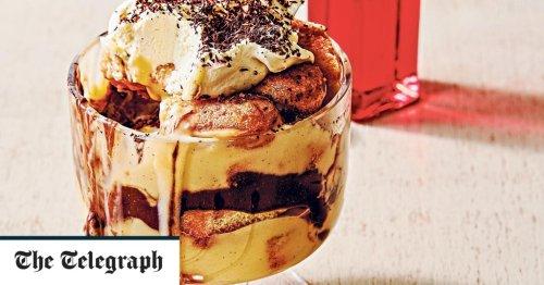 Zuppa Inglese (Italian trifle) recipe