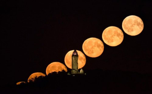 August's Sturgeon Moon: when it will be peak in the UK and full moon dates for 2021