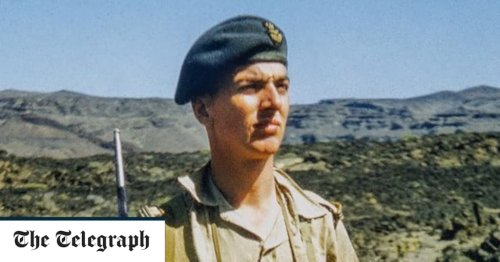 Air Commodore Mickey Witherow, expert in desert warfare and the defence of airfields – obituary