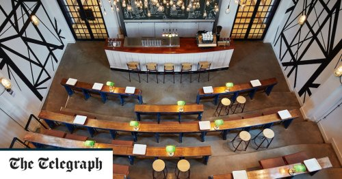 The best hostels in Amsterdam, from old university lecture halls to former laboratory buildings