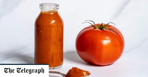 Roasted tomato ketchup recipe