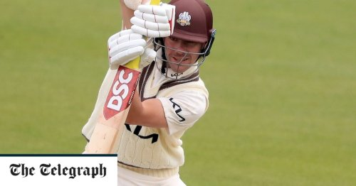 Rory Burns and Ollie Pope display familiar signs of impatience as England batsmen continue to toil